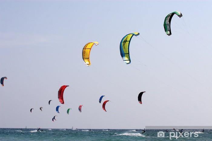 Naklejka Pixerstick Wszystkie latawce na powietrze - Sporty wodne