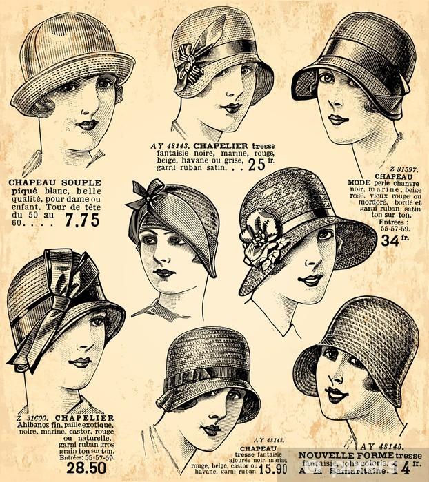 Lack-bord finér Kjære chapeaux -
