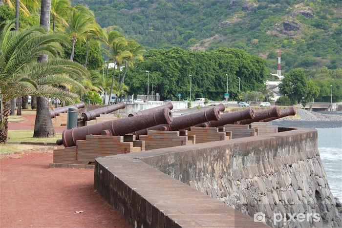 Fototapeta winylowa Barachois Reunion - Sporty na świeżym powietrzu