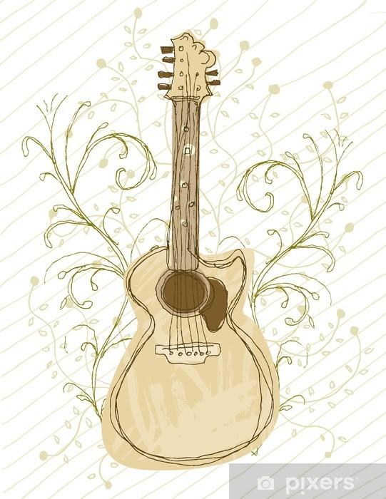 Nálepka Pixerstick Roots Music - Témata