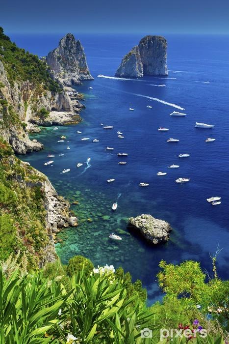 Papier peint vinyle Capri - Thèmes