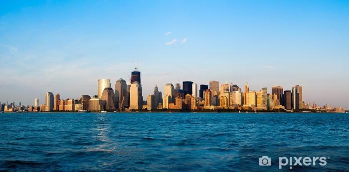 Adesivo para Notebook New York skyline - Nova York