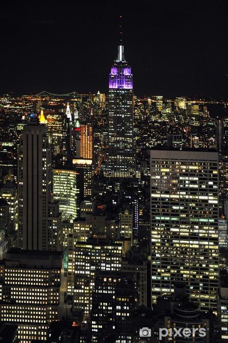 Fototapeta winylowa Photos of New York - Manhattan - Tematy
