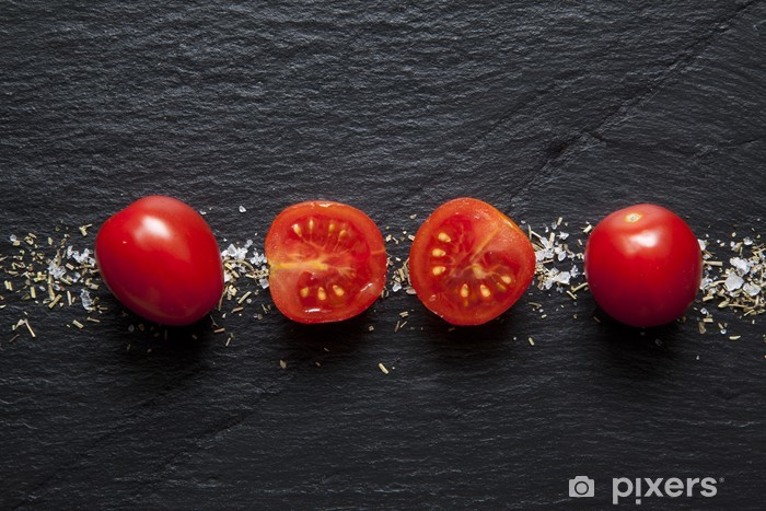 Naklejka Pixerstick Tomato cerise - Tematy