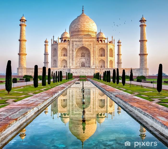 Fotomural Estándar Taj mahal - Asia