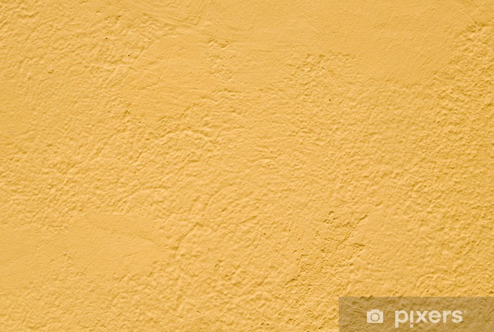 Mur Ocre papier peint mur en pierre ocre jaune • pixers® - nous vivons pour