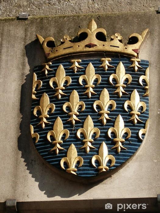 Fototapeta winylowa Królewski herb - Sukces i osiągnięcia