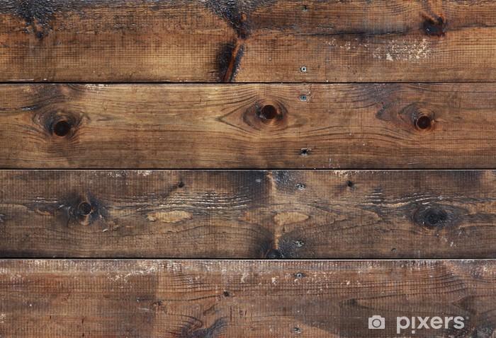 Papier peint vinyle Planches de plancher - Thèmes