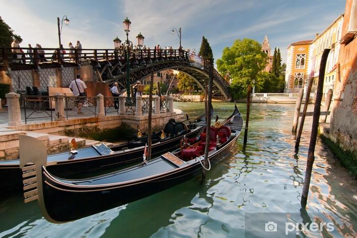 Gondola Plush Blanket - Boats