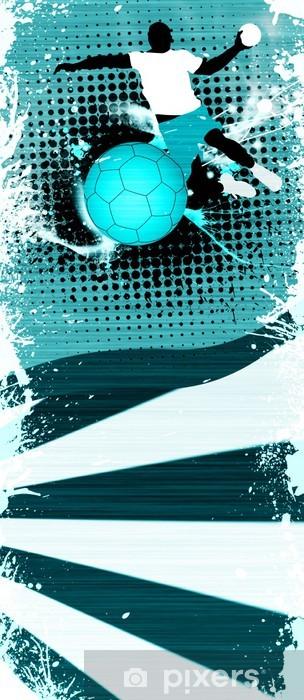 Lack-bord finér Håndballskudd - Lagidrett