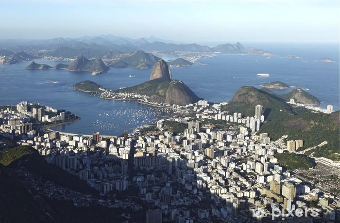 Naklejka Pixerstick Rio de Janeiro - Wakacje