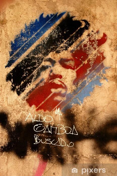 Fotomural Estándar Jimi hendricks street art - Temas