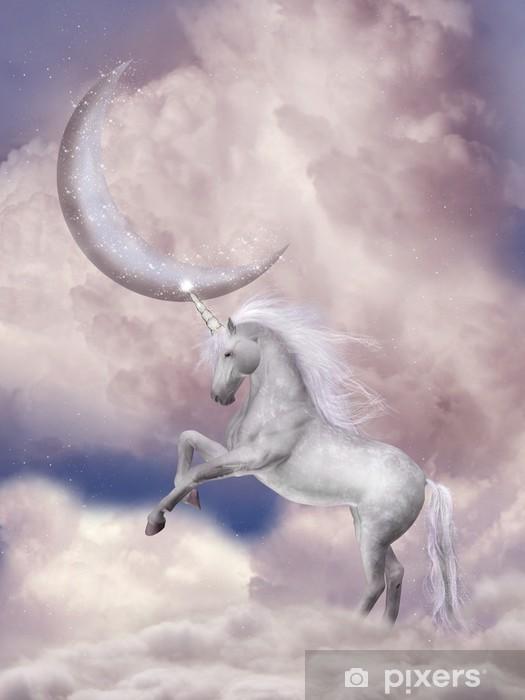 Vinilo para Mesa y Escritorio Unicornio - Temas