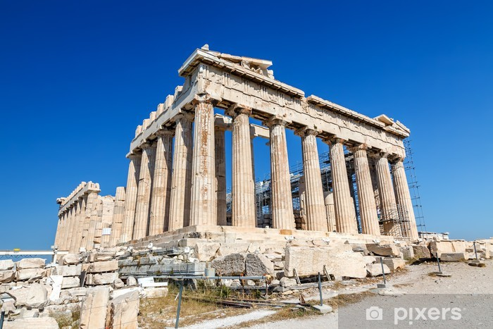 Fotomural Estándar Partenón en la Acrópolis, Atenas - Temas