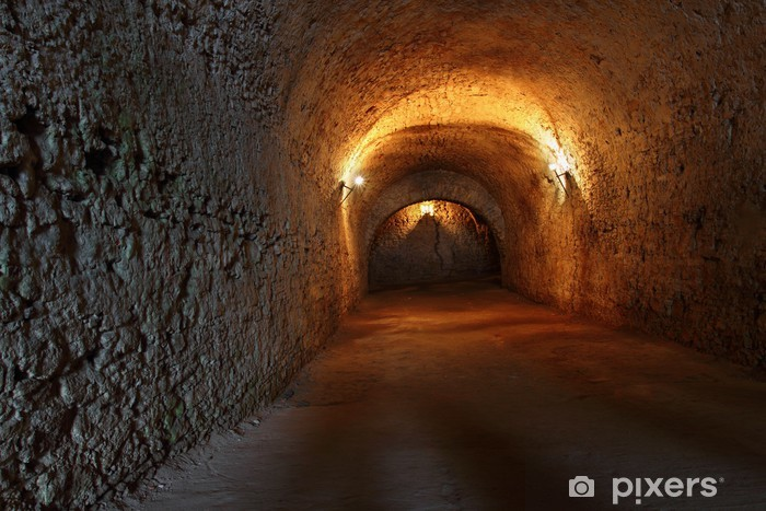 Fototapeta winylowa Catacombe - Europa