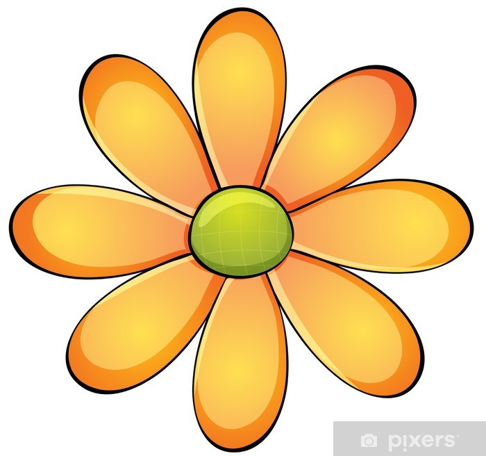 Plakat Kwiat - Criteo