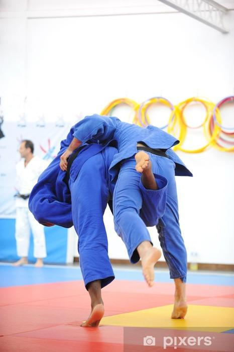 Carta da Parati in Vinile Judo - Sport individuali