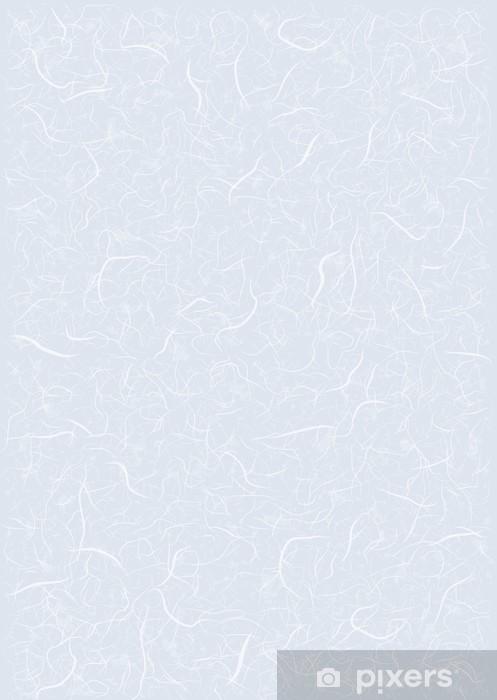 Naklejka Pixerstick Biały papier i papier dar - Tekstury