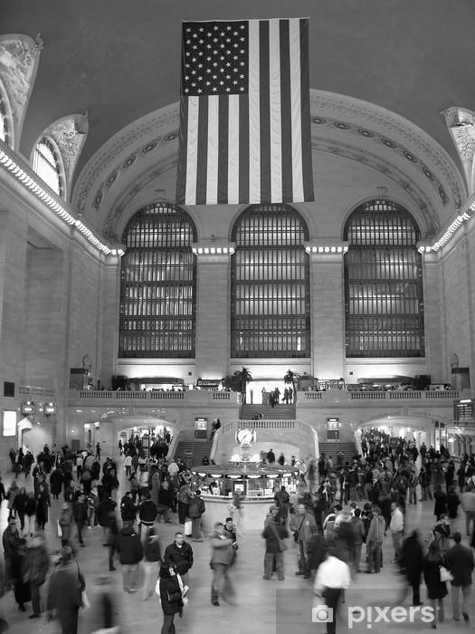 Fototapeta winylowa Grand Central Station - Infrastruktura
