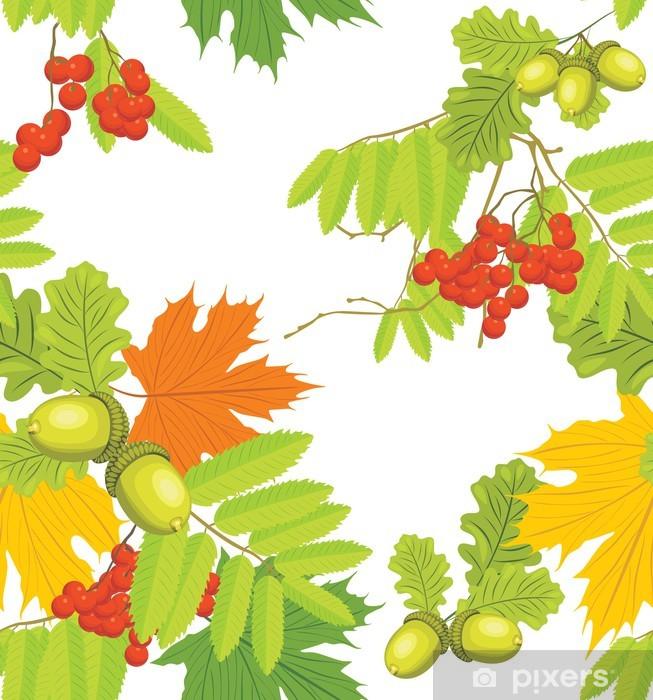 Naklejka Pixerstick Jesień - Pory roku