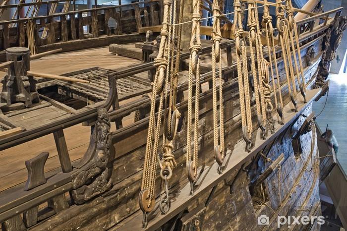 Fototapeta winylowa Okręt wojenny Vasa - Europa