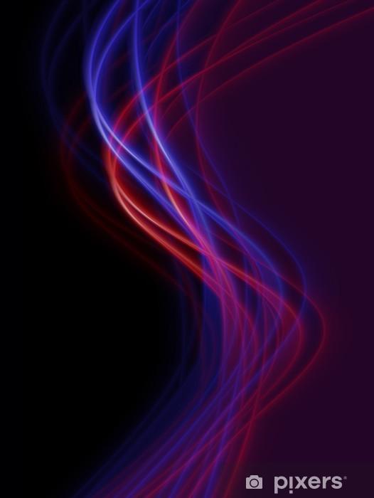 fotobehang golven, achtergrond voor powerpoint • pixers® - we leven