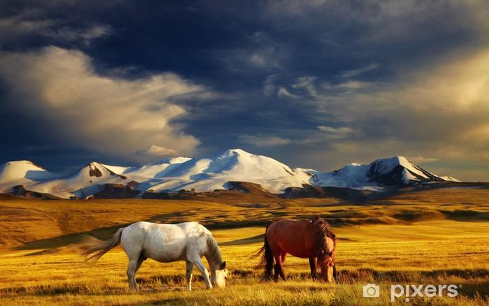 Fototapeta zmywalna Górski krajobraz - Tematy