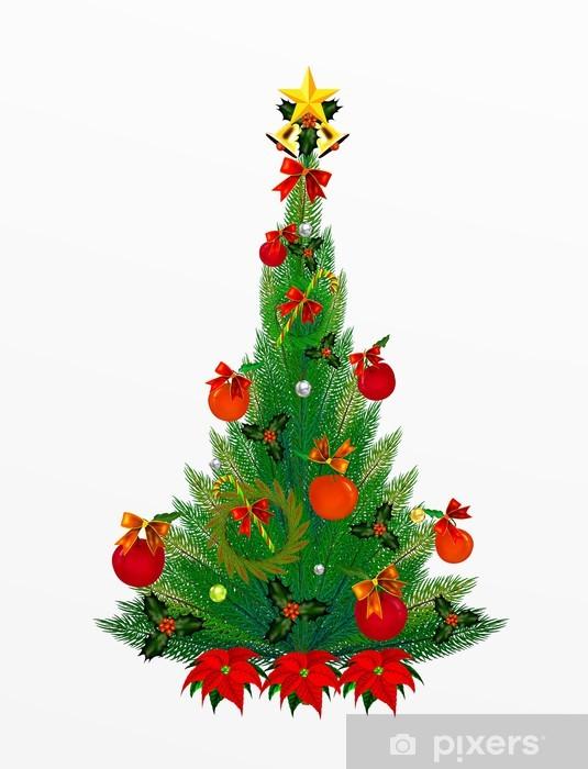 Albero Di Natale Jpeg.Carta Da Parati Natale Albero Di Pino E Decorazioni Di Natale Pixers Viviamo Per Il Cambiamento