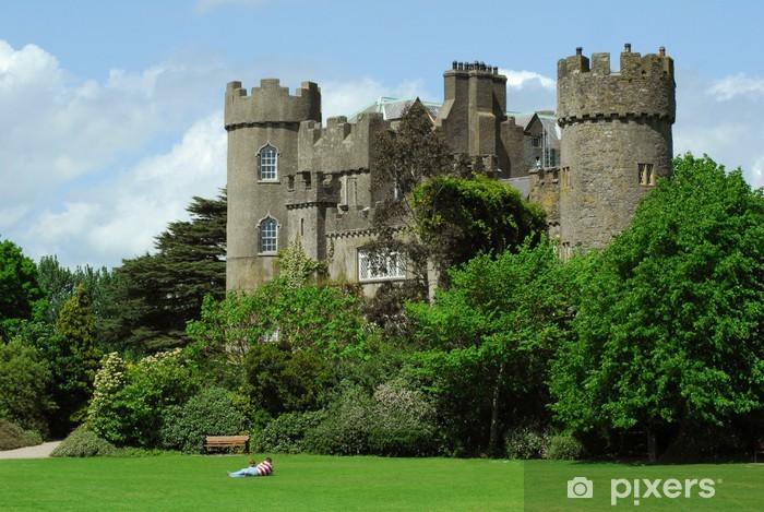 Fotomural Lavable Malahide Castle 2 - Temas