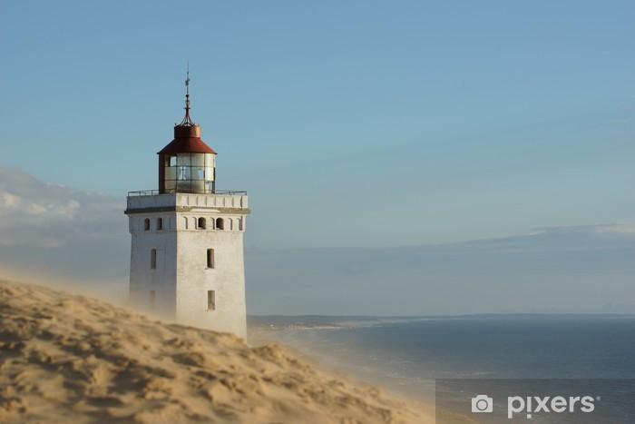 Fototapeta winylowa Rubjerg Knude, piasek dmuchanie - Życie