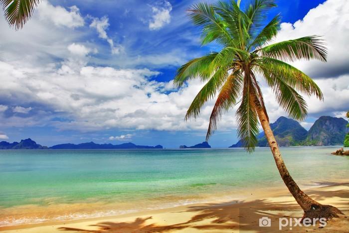 Fototapeta winylowa Relaksująca sceneria tropikalna - Tematy