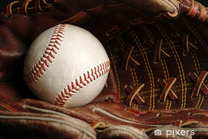 Vinyl Fotobehang Baseball - Team sport