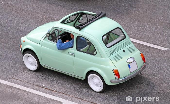 Fiat 500 Sticker Pixerstick
