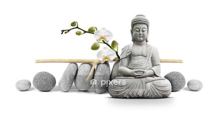 Naklejka na ścianę Budda i wellness - Style