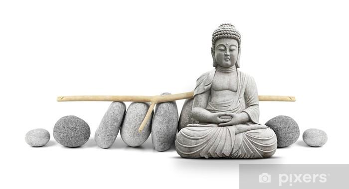 Pixerstick Sticker Boeddha en Welzijn - Stijlen