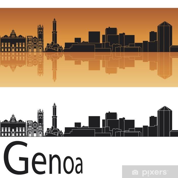 Carta Da Parati Genova.Carta Da Parati Genova Orizzonte Pixers Viviamo Per Il Cambiamento