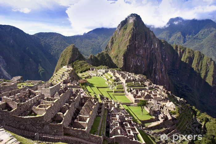 Fotomural Estándar Machu Pichu Inca - Temas