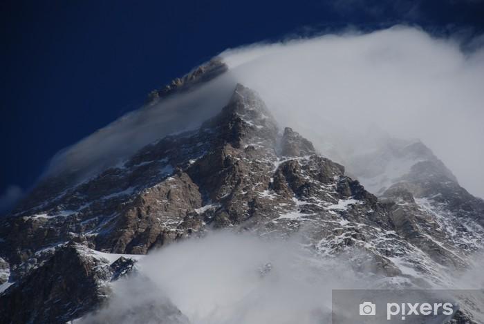 Naklejka Pixerstick Wiatr na K2 - Tematy