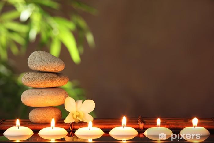 Zen-käsite Pixerstick tarra - Styles