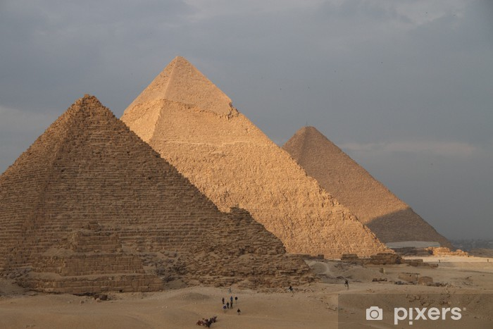 Vinylová fototapeta Pyramidy - Vinylová fototapeta