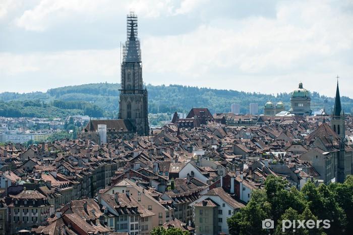 Fototapeta winylowa Stare Miasto w Bernie, Szwajcaria - Europa