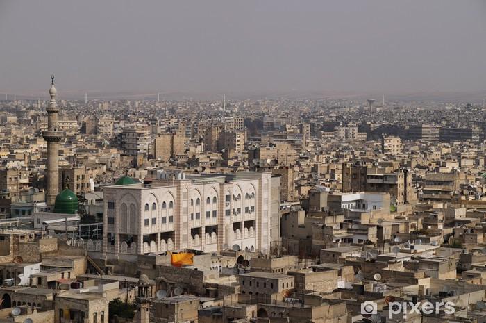 Sticker Pixerstick Alep-Syrie - Moyen Orient