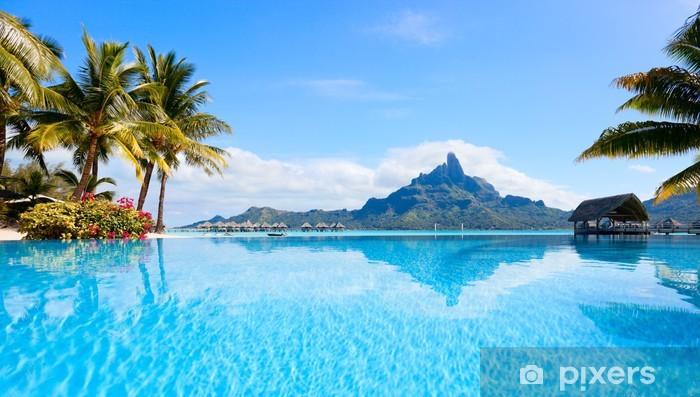 Fototapeta winylowa Bora Bora krajobraz - Tematy