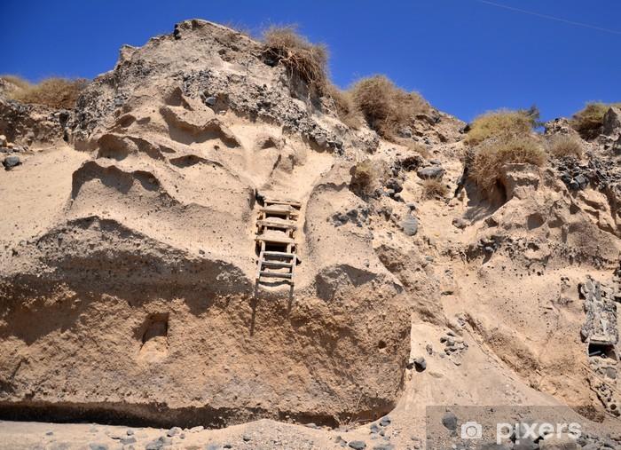 Pixerstick Aufkleber Treppe - Leben