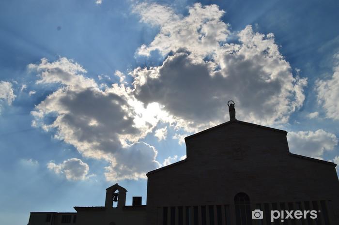Adesivo Pixerstick San Giovanni Rotondo - Città europee