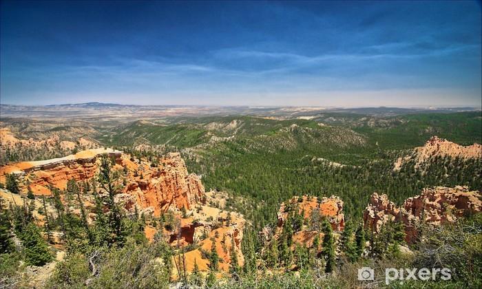Fototapeta winylowa Bryce Canyon - Krajobraz wiejski