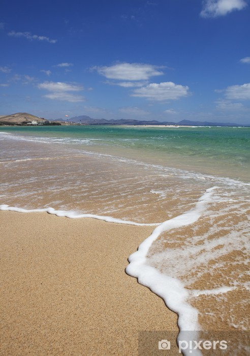 Vinylová fototapeta Jandia Beach, Fuerteventura - Vinylová fototapeta