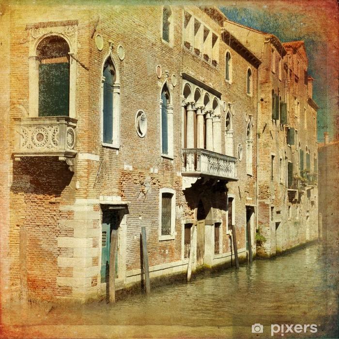 Naklejka Pixerstick Wenecja - Miasta europejskie