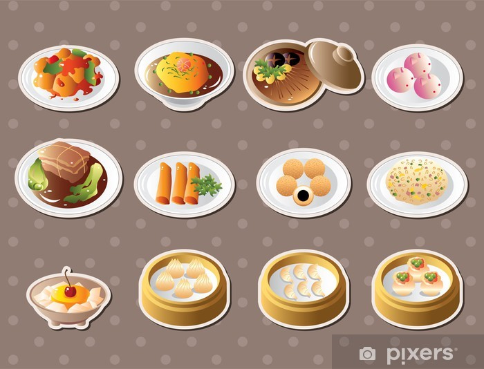 Chinese Food Stickers Sticker Pixers We Live To Change