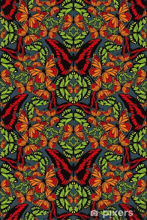 Papier peint vinyle Papillon fonds d'écran - Arrière plans